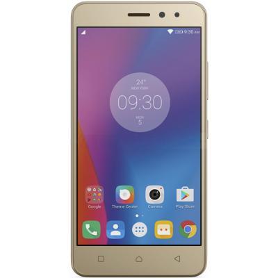 Мобильный телефон Lenovo K6 Power (K33a42) Gold (PA5E0123UA)