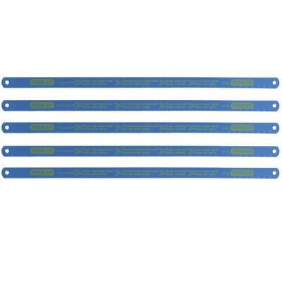 Полотно Stanley ножовочное по металлу, быстрорежущее L=300мм. 5шт (2-15-558)