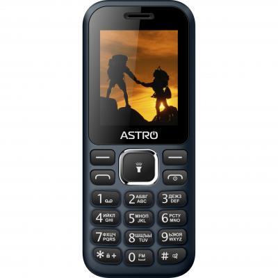 Мобильный телефон Astro A174 Navy