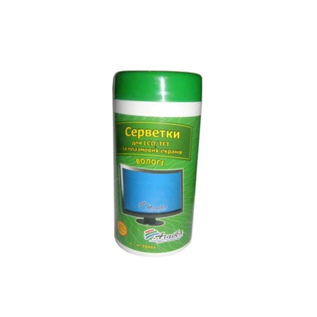 Салфетки Arnika for LCD/TFT tub-100pcs (30661)