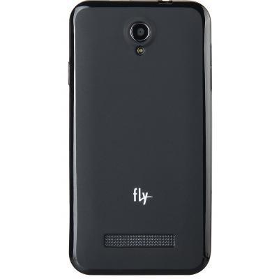 Чехол для моб. телефона Fly IQ4415 Poly Jacket TPU black (121144)