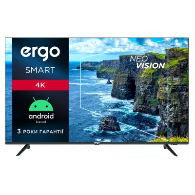 Телевизор ERGO 43DUS6000. Купить в Днепропетровске. TV. ТV. Персональная электроника. Купить в интернет-магазине Spike. Днепр.
