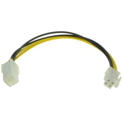 Сетевой удлинитель Cablexpert 4Pin питания ПРОЦЕССОРА (ATX 12 В P4)