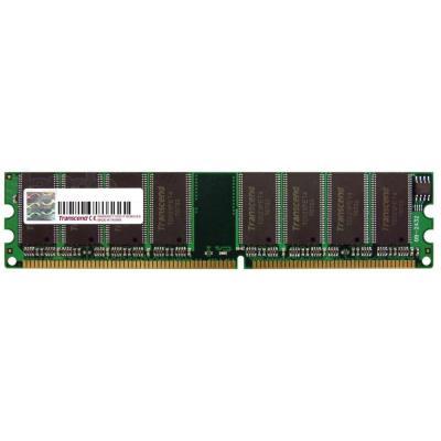 Модуль памяти для компьютера DDR 256MB 400 MHz Transcend (JM334D643A-5L)