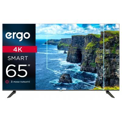 Телевизор ERGO 65DUS8000. Купить в Днепропетровске. TV. ТV. Персональная электроника. Купить в интернет-магазине Spike. Днепр.