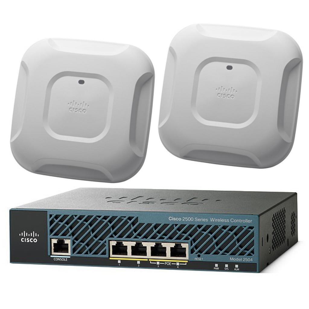 Точка доступа Wi-Fi Cisco AIR-AP2702I-UX-WLC