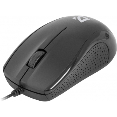 Мышка Defender Optimum MB-160 Black USB (52160)