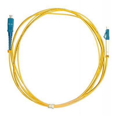 Оптический патчкорд SC/UPC-LC/UPC Simplex, 2mm, SingleMode, 3m Cor-X (OFPC-SC/UPC-LC/UPC-3)