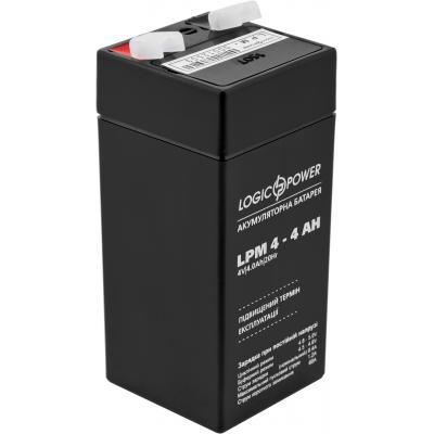 Батарея к ИБП LogicPower LPM 4В 4 Ач (4135)