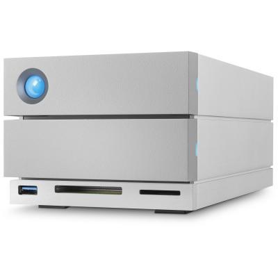 Внешний жёсткий диск LACIE 2big Dock Thunderbolt 3 20TB TB3/USB3.1 (STGB20000400). Купить в Днепропетровске. Накопители и Flash память. Накопители HDD внешние. Компьютерная и офисная техника. Купить в интернет-магазине Spike. Днепр.