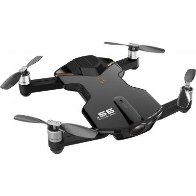 Квадрокоптер Wingsland S6 GPS 4K Pocket Drone-2 Batteries Black