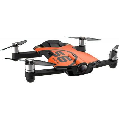 Квадрокоптер Wingsland S6 GPS 4K Pocket Drone 2Batteries Orange