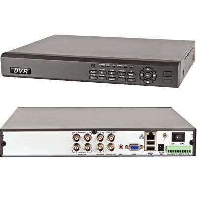 Регистратор для видеонаблюдения CnM Secure L42-4D0C