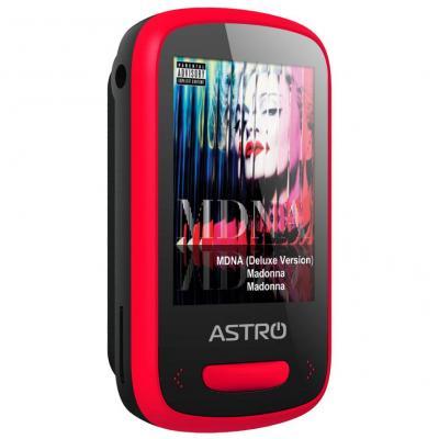 mp3 плеер Astro M4 Black/Pink