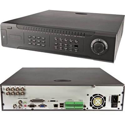 Регистратор для видеонаблюдения CnM Secure M44-0D4C