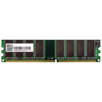Модуль памяти для компьютера DDR 256MB 400 MHz Transcend (TS32MLD64V4F)