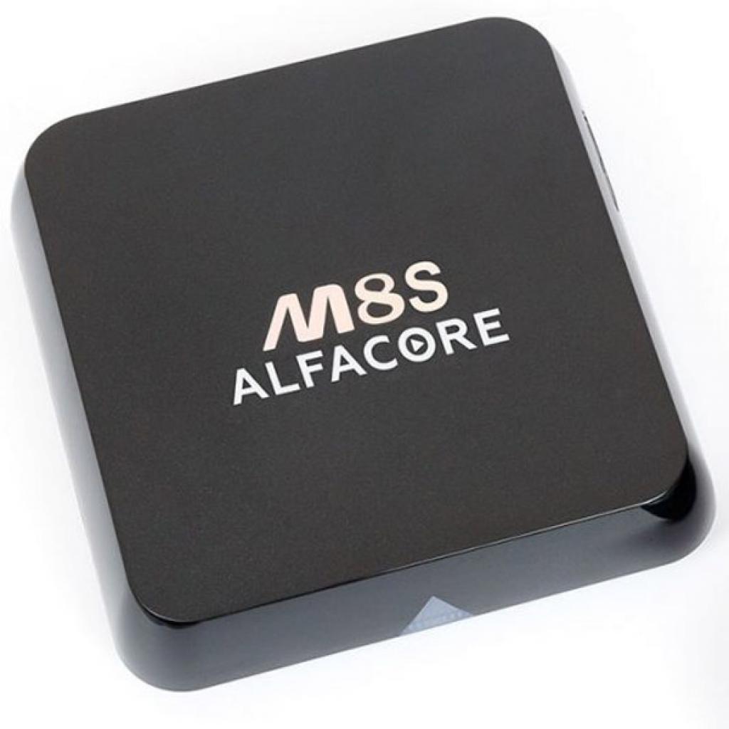 Медиаплеер Alfacore Smart TV M8S
