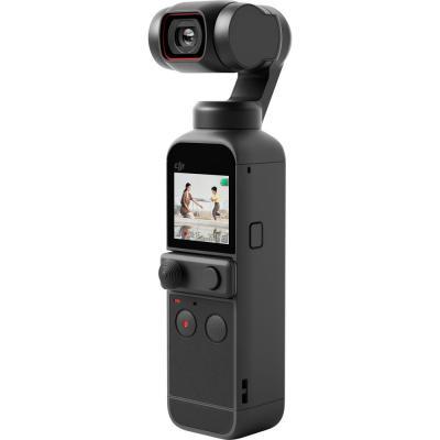 Экшн-камера DJI Pocket 2 (CP.OS.00000146.01). Купить в Днепропетровске. Видио техника. Экшн-камеры. Персональная электроника. Купить в интернет-магазине Spike. Днепр.