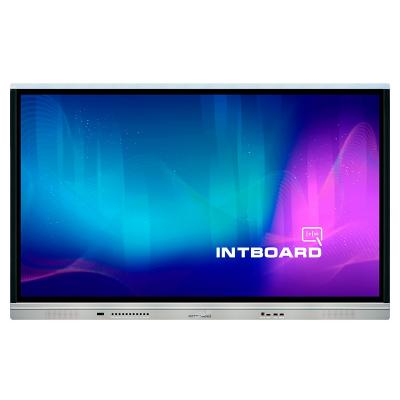 Интерактивный LCD 65' INTBOARD TE-TL65 (TE-TL65 I5/8/256). Купить в Днепропетровске. TV. Интерактивные дисплеи. Персональная электроника. Купить в интернет-магазине Spike. Днепр.