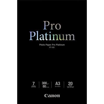 Бумага Canon A3+ Pro Platinum Photo Paper PT-101, 20л (2768B017). Купить в Днепропетровске. Мобильные телефоны. Смартфоны. Персональная электроника. Купить в интернет-магазине Spike. Днепр.