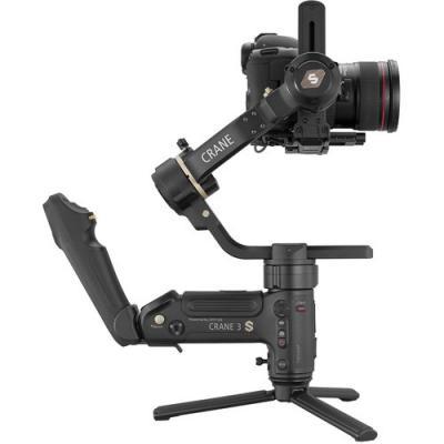 Стабилизатор для камеры ZHIYUN Crane 3S (C020017IEU). Купить в Днепропетровске. Аксессуары фото видео. Стабилизаторы для камер. Персональная электроника. Купить в интернет-магазине Spike. Днепр.