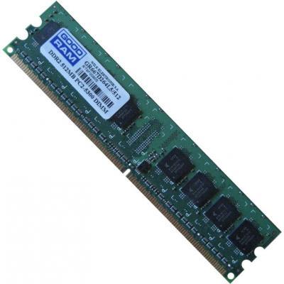 Модуль памяти для компьютера DDR2 512Mb PC5300, 667MHz GOODRAM (GR667D264L5/512)