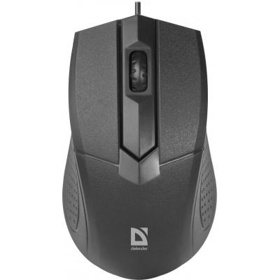 Мышка Defender Optimum MB-270 Black (52270)