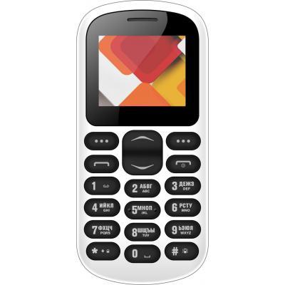 Мобильный телефон NOMI i187 White. Купить в Днепропетровске. Мобильные телефоны. Телефоны. Персональная электроника. Купить в интернет-магазине Spike. Днепр.